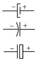 خازن در طراحی شماتیک مدار الکترونیکی