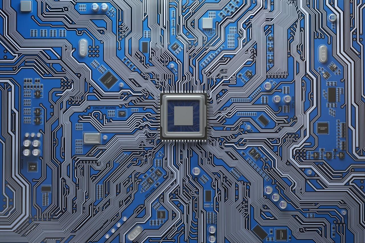 تفاوت برد مدار چاپی معمولی و مدار چاپی متالیزه