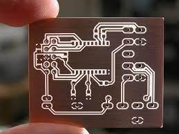 ساده ترین روش ساخت فیبر مدار چاپی