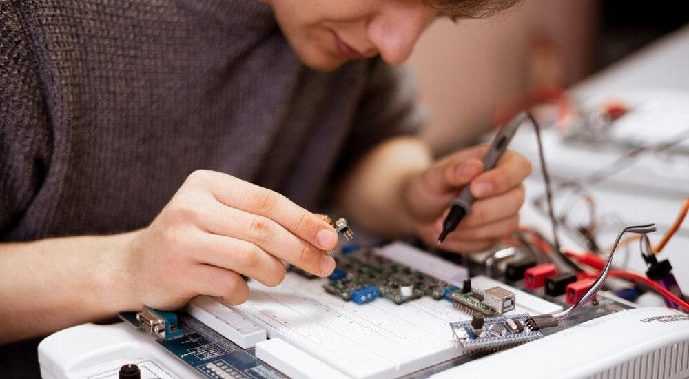 روش های ساخت مدار چاپی